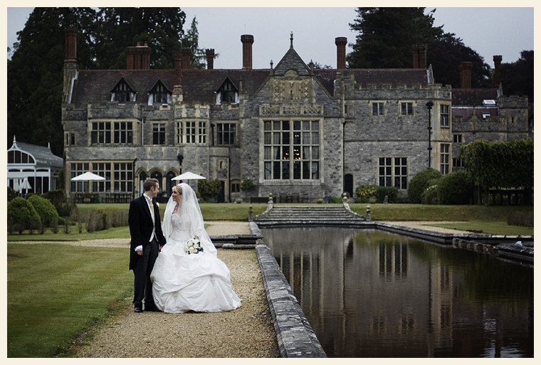 Wedding Photography Rhinefield House
