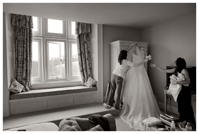Weding Photography at Langdon Court in Plymouth (3)