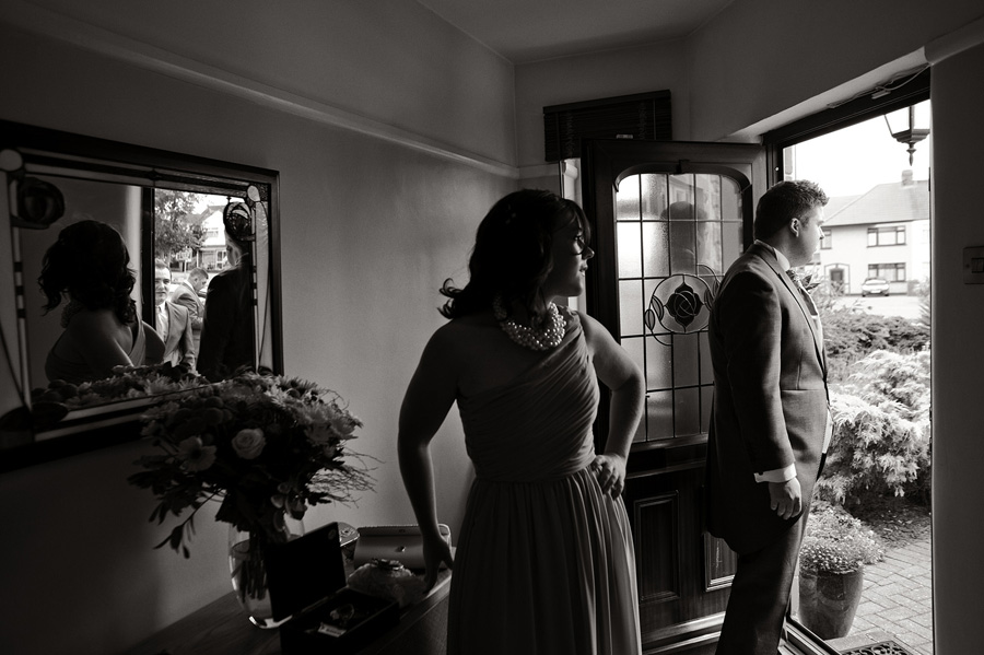 On Reflection – Some thoughts on one of my favourite compositional devices in wedding photography
