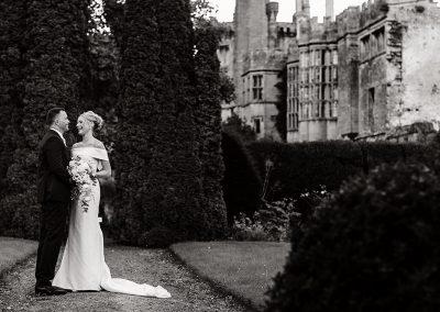 Ceinwen & Brendan – Thornbury Castle