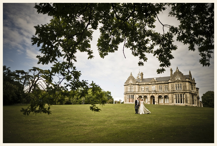 Clevedon Hall Wedding Photography – Jarrod and Leanne