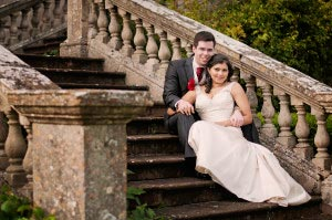 Kirtlington Park Wedding Photography - Kuntal and Mark