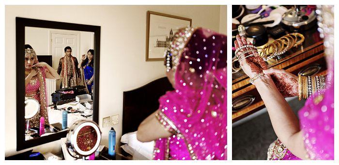 An Asian wedding in Bath (2)